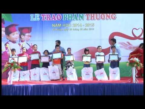 Chương trình khuyến học năm học 2014-2015 (video 3)