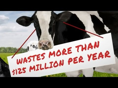 Cash cow: How Congress milks taxpayers in the 2012 farm bill