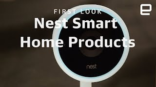 Nest smart home products first look - ENGADGET