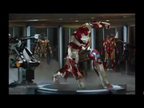 IRON MAN 3 TRAILER FULL VERSION AWESOME MOVIE LIKE THE AMAZING SPIDER-MAN 4 BATMAN DARK KNIGHT RISES