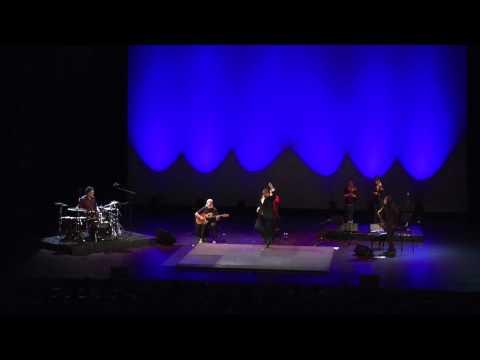 CU4TRO, Carmen Linares & Trio en Flamenco on Fire