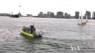 Self-driving Boats Could Launch Before Self-driving Cars - VOAVIDEO