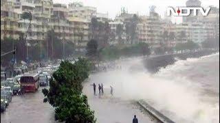मुंबई में हाई टाइड, उत्तराखंड में बादल फटा, केरल में 4 और जम्मू में 7 की मौत - NDTVINDIA