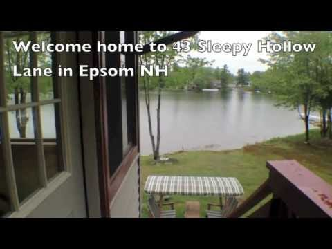 43 Sleepy Hollow Lane Epsom NH | Interior Video by Monika McGillicuddy