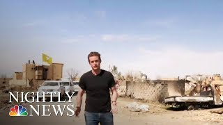 U.S.-Backed Forces Declare Victory Over ISIS In Syria After Last Stronghold Falls | NBC Nightly News - NBCNEWS