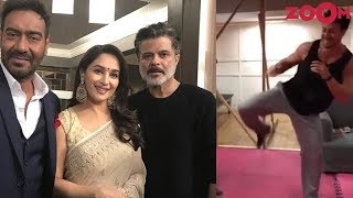 Total Dhamaal team CANCELS its release in Pakistan | Tiger trains for upcoming film with Hrithik - ZOOMDEKHO