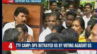 Tamil Nadu: 19 MLAs withdraw support from EPS government - NEWSXLIVE