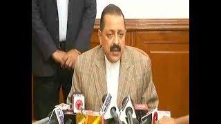 IAS association members explained their problems within Delhi admin: MoS PMO Jitendra Singh - ABPNEWSTV
