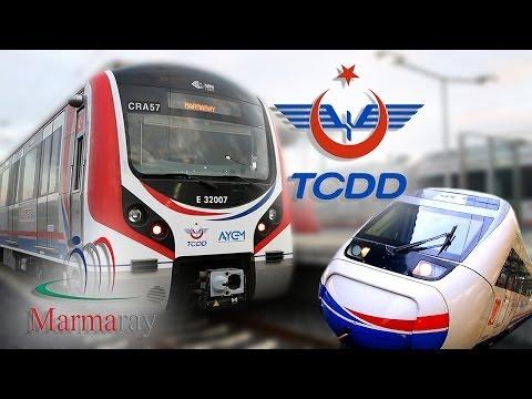 TCDD, Marmaray, Yüksek Hızlı Tren Tanıtım Filmi