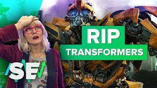 Transformers 7 is dead, Amazon may save The Expanse and PS4's end of life | Stream Economy #5 - CNETTV