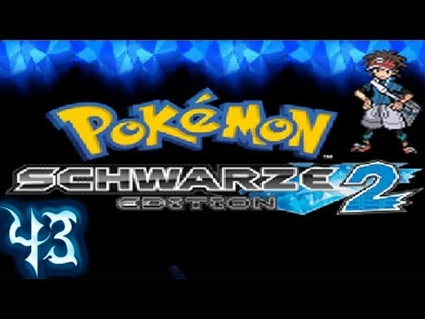 Pokémon Schwarz 2 [German] #43 - Die Einall-Liga (normal)