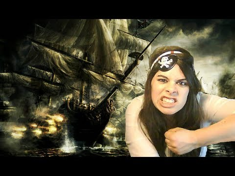 Ninth Annual Pirate Party | Day 28 VEDA 2013