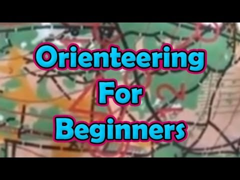 Orienteering for beginners