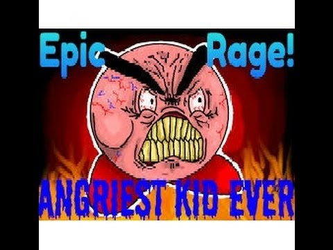 EPIC RAGE! Angriest Kid EVER (Crying | Hilarious Trolling) [Black Ops 2] HD