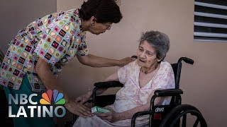 Puerto Ricans Are Dying. These Volunteers Are Trying To Change That | NBC Latino | NBC News - NBCNEWS