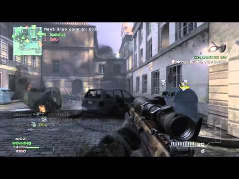 Mw3 Commentary thing.