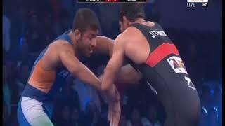PWL 3 Day 10: Jitender VS OmPrakash Pro Wrestling League at season 3  Highlights - NEWSXLIVE