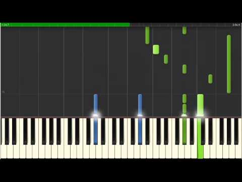 Piano - Synthesia - Victor's Piano Solo - Slow