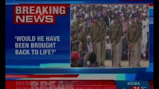 Bihar Minister insults Karan Nagar martyr; says would he have been brought back to life - NEWSXLIVE