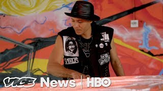 A Street Artist Residency In Prime NYC Real Estate  (HBO) - VICENEWS