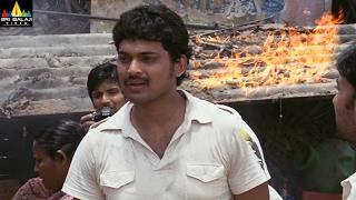Rangam Movie Fire Accident Scene || Jiva, Karthika, Pia - SRIBALAJIMOVIES
