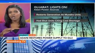 Market Pulse: Power Units Supplying To Haryana Shut - BLOOMBERGUTV