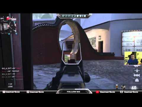 COD AW - KF5 Challenge Run [HD]