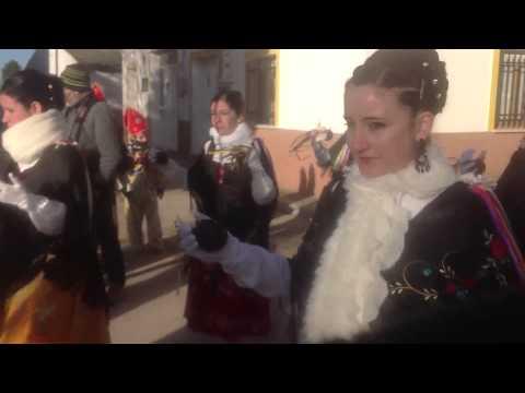 2013 - Danzantas día San Blas