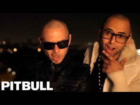 Pitbull feat. Sensato Latinos In Paris 