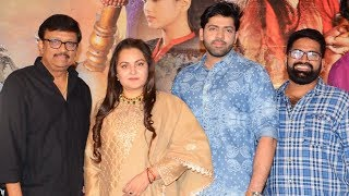 Jayaprada's Sarabha Movie Press Meet | TFPC - TFPC