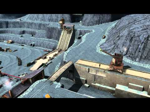 Thomas &amp; Friends: Blue Mountain Mystery - Clip