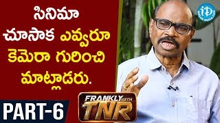 Screenplay Movie Team Exclusive Interview Part #6 || Frankly With TNR - IDREAMMOVIES
