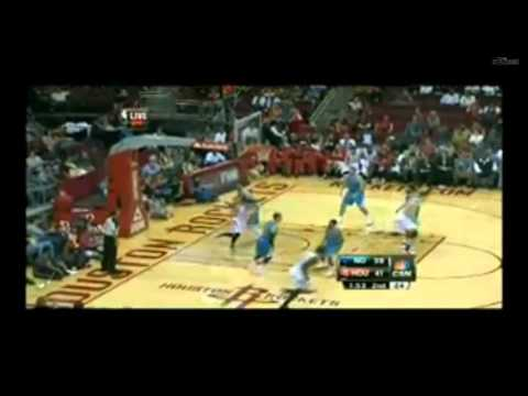 Jeremy Lin Highlights - 10/12/2012 - Houston Rockets vs. New Orleans Hornets