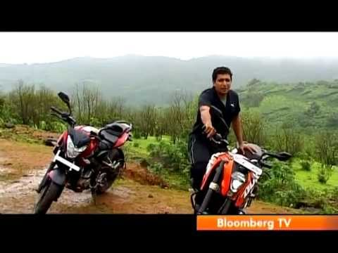 2012 Bajaj Pulsar 200NS Vs KTM 200 Duke | Comparison Test | Autocar India