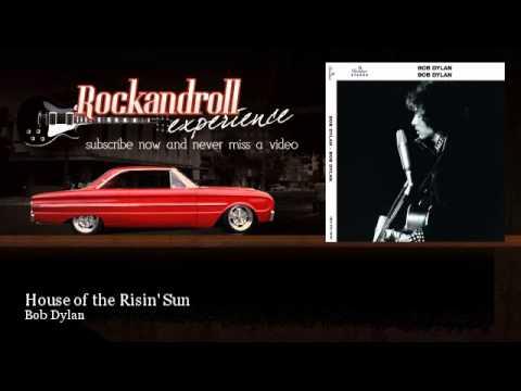 """#EscuchandoAhora #bobdylan Una versión de """"the house of the rising sun"""", tocada por Bob Dylan."""