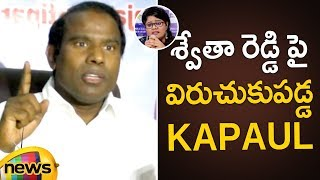 KA Paul Slams On Anchor Swetha Reddy | KA Paul Latest Press Meet | Praja Shanti Party | Mango News - MANGONEWS