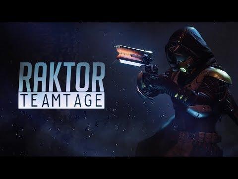 Raktor - Destiny 2 TeamTage by Fluzy