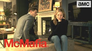 'How Far Is It to the Cayman Islands?' Talked About Scene Ep. 104   McMafia - AMC