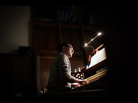 Behind the Scenes with Marsh Chapel's Organist