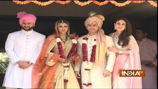 Soha Ali Khan ties knot with longtime love Kunal Khemu - INDIATV