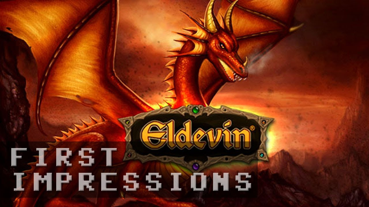 Eldevin Gameplay - First Impressions HD