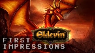 Eldevin Gameplay | First Impressions HD