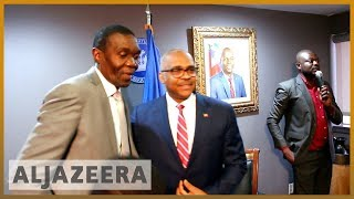 Haiti government faces no-confidence vote amid violent protests l Al Jazeera English - ALJAZEERAENGLISH