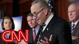 Schumer in 2013: No shutdown over immigration - CNN