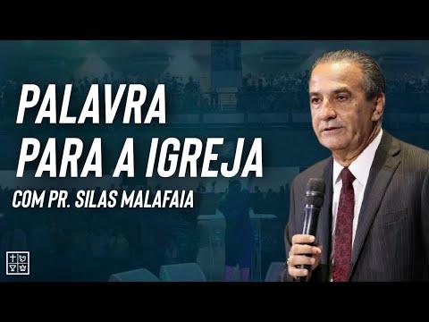 Palavra do Pr. Silas Malafaia Para a Igreja Quadrangular - Pr. Flamarion Rolando