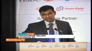Market Pulse: Oil Price Drop, Seize The Moment: Raghuram Rajan - BLOOMBERGUTV