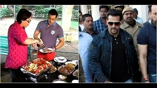Salman's Home Cooked Food Did Not Reach The Contestants | Salman Khan's Legal Issues Boiling Up