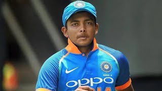 ICC Cricket World Cup 2019: Cricketer Prithvi Shaw will be Playing for Delhi Capitals - NEWSXLIVE