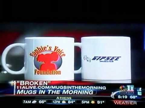 Broken Featured on 11Alive Mugs in the Morning