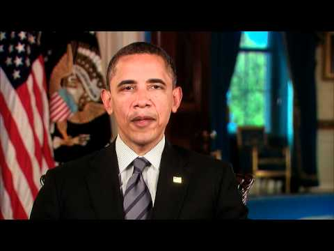 President Obama's Message to International Pow Wow Delegates